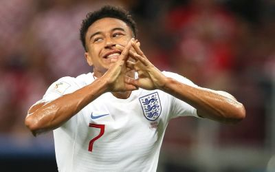 World Cup Traction Tracker, week 4: Lingard leaps up