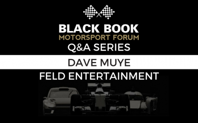 Black Book Motorsport Forum Q&A Series: Feld Entertainment's Dave Muye