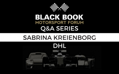 Black Book Motorsport Forum Q&A Series: DHL's Sabrina Kreienborg