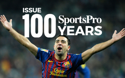 Issue 100: SportsPro Years - 2011