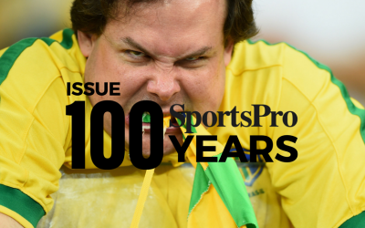 Issue 100: SportsPro Years - 2014