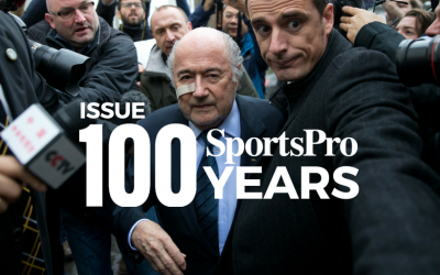 Issue 100: SportsPro Years - 2015