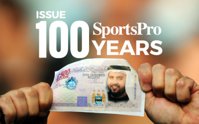 Issue 100: SportsPro Years - 2008