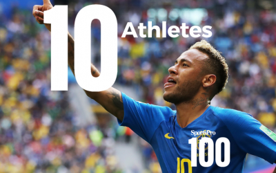 Issue 100: SportPro's 10 Athletes