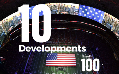 Issue 100: SportsPro's 10 Developments