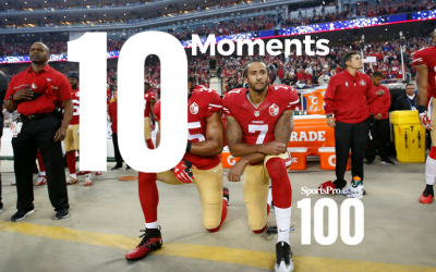 Issue 100: SportsPro's 10 Moments