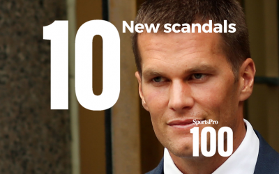 Issue 100: SportsPro's 10 Scandals