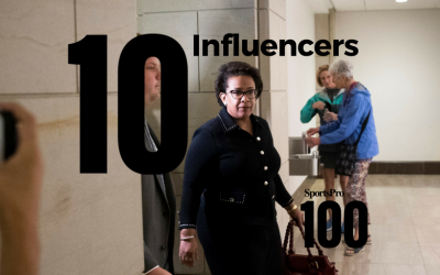 Issue 100: SportsPro's 10 Influencers