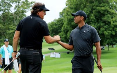 At large: Woods v Mickelson - a chance to innovate or a veterans' last dance?