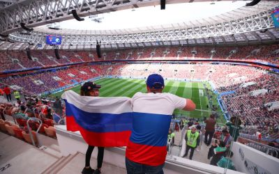 Building the World Cup: An in-depth look at Russia's stadia