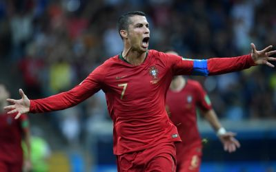 World Cup Traction Tracker, week 1: Nike and Ronaldo clean up