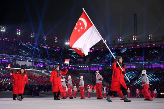 ELEVEN SPORTS delivers historic Olympic moment for Singaporeans
