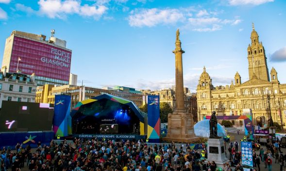 Scottish events industry helps cause disruption in the market