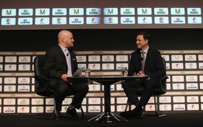 Soccerex will Partner with Concacaf for Football Business Convention in the United States