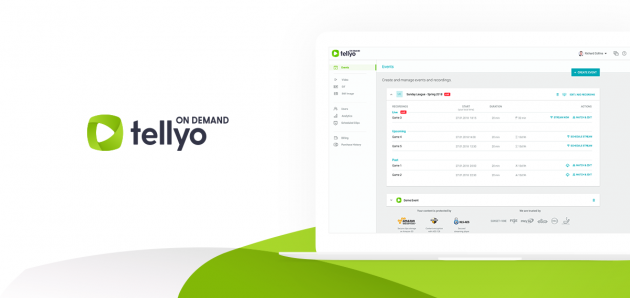 Tellyo announces on-demand solution – a first in the cloud video production market