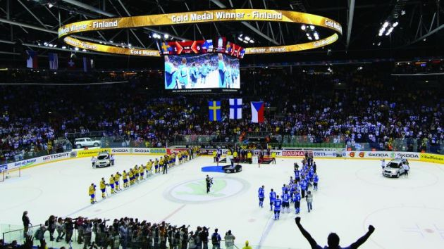 MTG retains IIHF World Championship rights in the Baltic