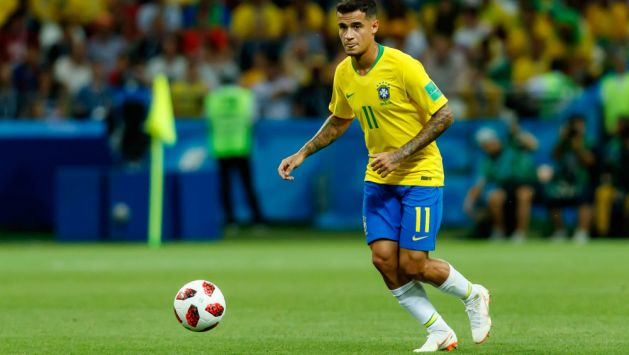 50 Most Marketable 2018 - Philippe Coutinho
