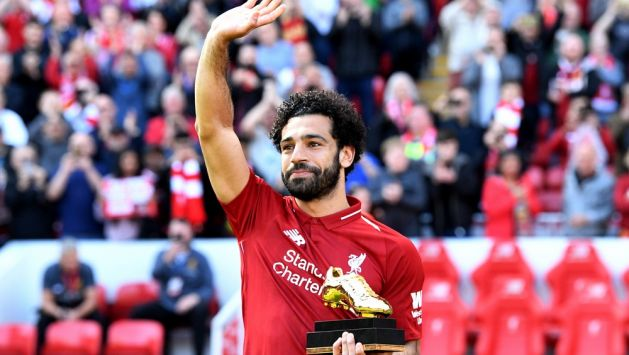 50 Most Marketable 2018 - Mohamed Salah