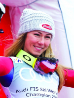 50 Most Marketable 2018 - Mikaela Shiffrin