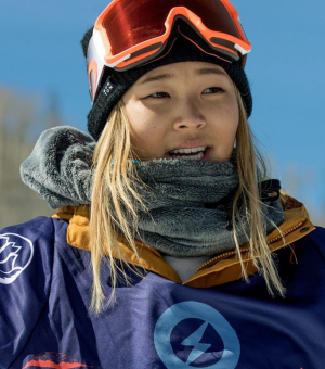 50 Most Marketable 2018 - Chloe Kim