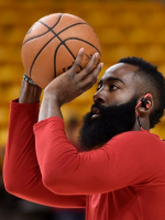 50 Most Marketable 2018 - James Harden