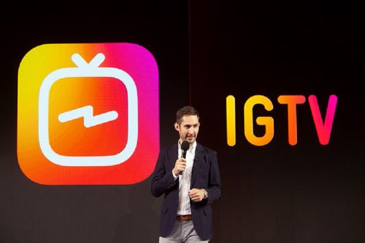 Instagram takes on YouTube with new video app