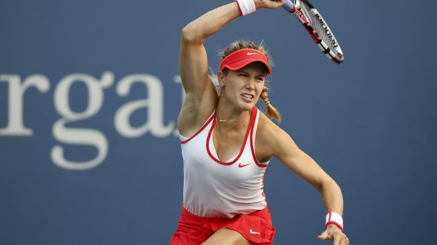 Eugenie Bouchard Signs With Prp Sportspro Media