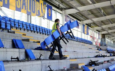 EFL chief expects safe standing by 2020/21