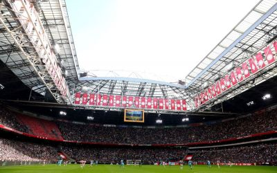 Ajax's stadium is Europe's biggest commercial energy storage site