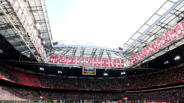 Ajax S Stadium Becomes Europe S Biggest Commercial Energy