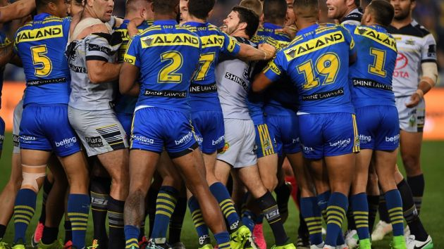 Parramatta Eels announce expanded deal with Aland