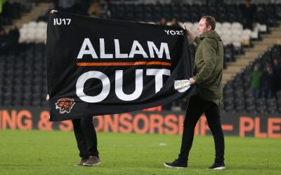 Hull City subject of cryptocurrency takeover bid