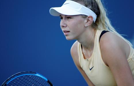 Report: Tennis star Amanda Anisimova signs bumper Nike contract
