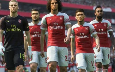 Arsenal expand Konami deal ahead of PES release