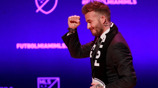 'Our mission is now complete': Beckham's Miami MLS franchise finally confirmed