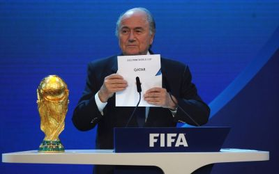 Qatar denies World Cup sabotage allegations