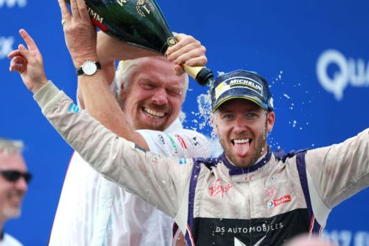 Envision becomes DS Virgin Racing majority owner