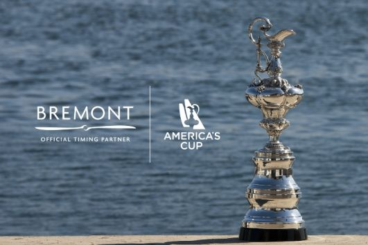 Bremont steps on board with America's Cup