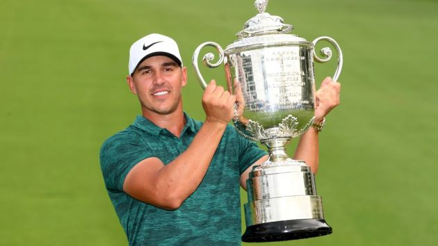 PGA Championship lands on CBS and ESPN in 11-year deal