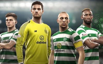 Celtic partner with Konami for limited PES edition