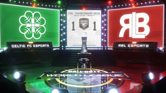 Celtic enter Call Of Duty esports championship team