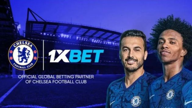 Chelsea, Liverpool and Spurs sponsor 1xBet suspends UK