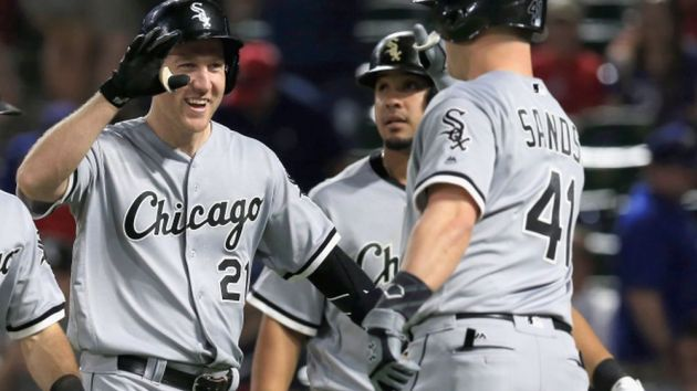 Chicago White Sox drink to Budweiser deal