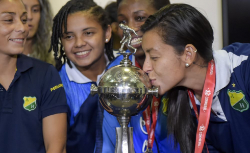 Copa Libertadores Femenina rights go to DAZN in Brazil