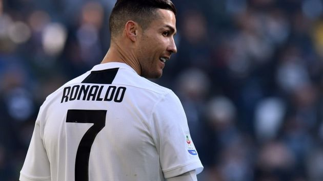 Las Vegas police seeking Ronaldo's DNA sample
