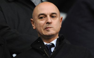 Tottenham increase stadium loans to UK£500m