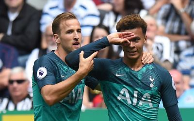 Tottenham go all in with 1XBet deal