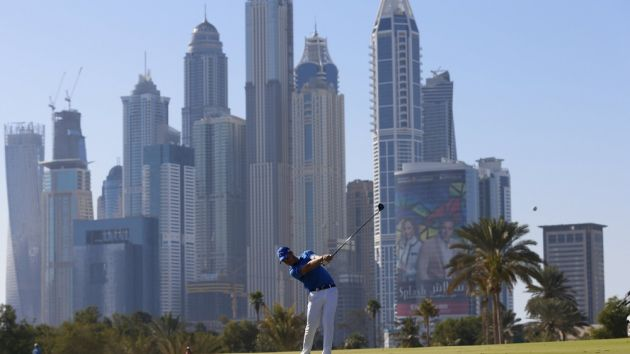 EGA extends its sponsorship of golf's Dubai Desert Classic