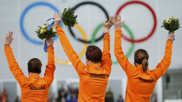 Dutch broadcaster follows BBC with Discovery Olympic deal