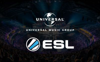 Universal joins forces with ESL for esports record label